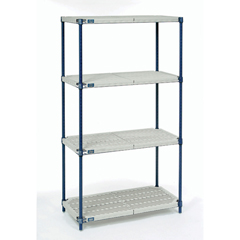 NEXPM18428N - Nexel IndustriesNexelite Shelving Unit Assembly