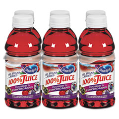 OCS00072 - Ocean Spray 100% Cranberry Grape Juice