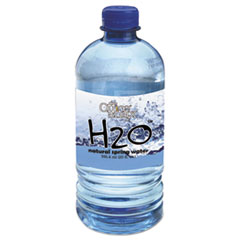 OFX00027 - Office Snax® Bottled Spring Water