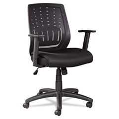 OIFEM4217 - OIF Mesh Managers Synchro-Tilt Mid-Back Chair