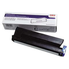 OKI43979201 - Oki 43979201 High-Yield Toner, 7000 Page-Yield, Black
