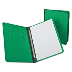 OXF12703 - Oxford® Report Cover with Reinforced Side Hinge