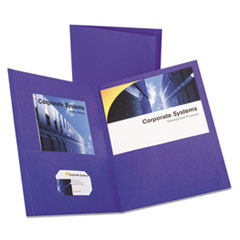 OXF57514 - Oxford® Twin-Pocket Folder