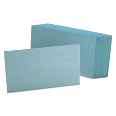 OXF7320BLU - Oxford® Index Cards