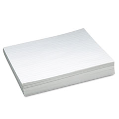 PAC2635 - Pacon® Skip-A-Line Ruled Newsprint Paper
