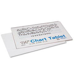 PAC74720 - Pacon® Chart Tablets