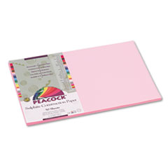 PACP7012 - Pacon® Peacock® Sulphite Construction Paper