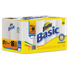 PAG84690 - Bounty® Basic Select-a-Size Paper Towels