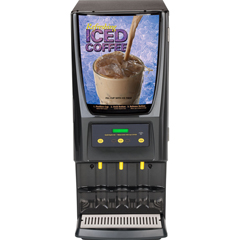WCSPCGT3900 - Wilbur CurtisG3 Primo Cappuccino Iced Coffee, Three Station