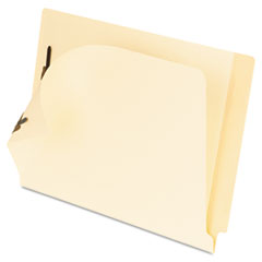 PFX13158 - Pendaflex® Manila End Tab Folders With Fasteners and Laminated Tabs