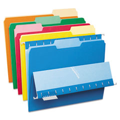 PFX421013ASST - Pendaflex® Interior File Folders