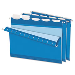 PFX42622 - Pendaflex® Ready-Tab® Colored Reinforced Hanging File Folders