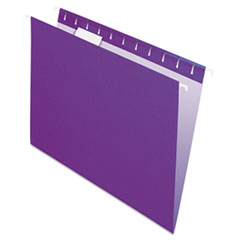 PFX81611 - Pendaflex® Essentials™ Colored Hanging File Folders