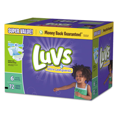 PGC87947CT - Luvs Diapers