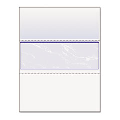 PRB04509 - Paris Business Products DocuGard® Standard Security Marble Business Checks
