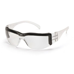 PYRS4110STP - Pyramex Safety ProductsIntruder® Clear Anti-Fog Lens with Clear Frame and Foam Padding