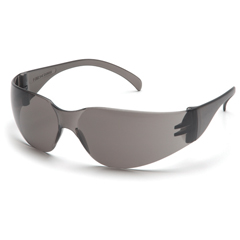 PYRS4120ST - Pyramex Safety ProductsIntruder® Eyewear Gray Anti-fog Lens with Gray Frame