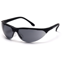 PYRSB2820ST - Pyramex Safety ProductsRendezvous® Eyewear Gray Anti-Fog Lens with Black Frame