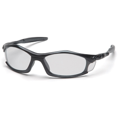 PYRSB4310D - Pyramex Safety ProductsSolara™ Eyewear Clear Lens with Black Frame