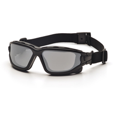 PYRSB7070SDT - Pyramex Safety ProductsI-Force™ Eyewear Silver Anti-Fog Lens with Black Temples/Strap