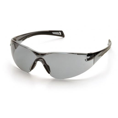 PYRSB7120ST - Pyramex Safety ProductsPMXSLIM™ Eyewear Gray Anti-fog Lens with Black Temples