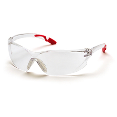 PYRSP6510S - Pyramex Safety ProductsAchieva® Eyewear Clear Lens with Pink Temples