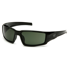 PYRVGSB522T - Pyramex Safety ProductsPagosa Eyewear Smoke Green Anti-Fog Lens with Black Frame