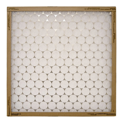 FLA10255D50499 - FlandersPrecisionaire HD Spun Glass Filters, MERV Rating : 1 - 4
