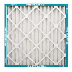 FLA80255D04599 - FlandersPrePleat 40 High Cap. Filters, MERV Rating : 8