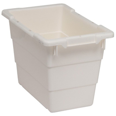 QNTTUB1711-12WH-CS - Quantum Storage SystemsCross Stack Tub Series Bins