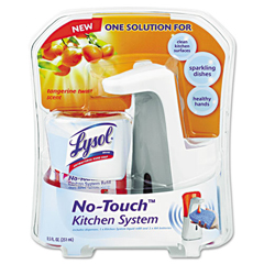RAC85097 - LYSOL® Brand No-Touch™ Kitchen System