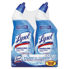 RAC88830 - LYSOL® Brand Power  Free™ Toilet Bowl Cleaner