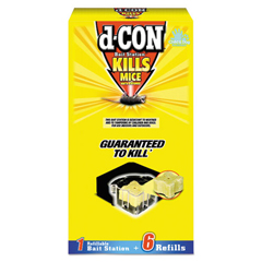 RAC89479 - d-CON® Refillable Bait Station Refills