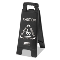 RCP1867505 - Executive 2-Sided Multi-Lingual Caution Sign