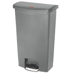 RCP1883604 - Rubbermaid® Commercial Slim Jim® Resin Step-On Container