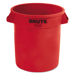 RCP2610REDCT - Rubbermaid® Commercial Round Brute® Container