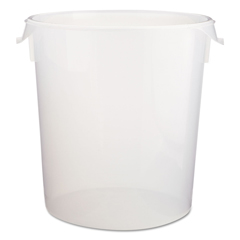 RCP572824CLECT - Rubbermaid® Commercial Round Storage Containers