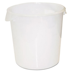 RCP5728WHI - Round Storage Containers