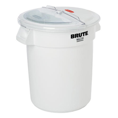 RCP9G74WHI - Prosave® Sliding Lid w/BRUTE Container