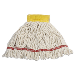 RCPC251WHI - Rubbermaid® Commercial Swinger Loop® Shrinkless Mop Heads