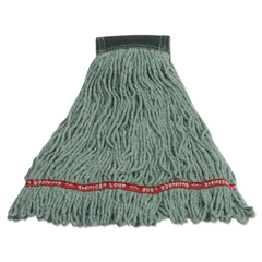 RCPC252GRE - Rubbermaid® Commercial Swinger Loop® Shrinkless Mop Heads