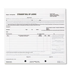 RED44301 - Rediform® Snap-A-Way® Bill of Lading, Short Form