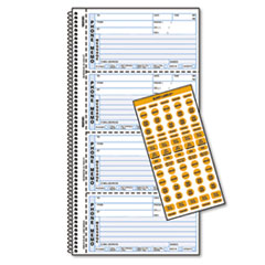 RED50176 - Rediform® Professional Line™ Wirebound Message Book