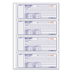 RED8L808 - Rediform® Prestige™ Money Receipt Book