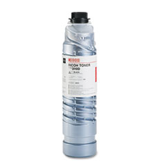 RIC888181 - Ricoh 888181 High-Yield Toner, 30000 Page-Yield, Black