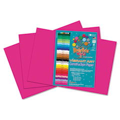 RLP62002 - Roselle Vibrant Art Heavyweight Construction Paper