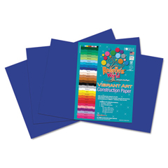 RLP63602 - Roselle Vibrant Art Heavyweight Construction Paper