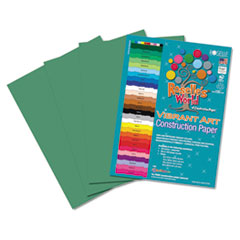 RLP67803 - Roselle Vibrant Art Heavyweight Construction Paper
