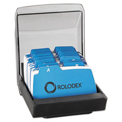 ROL67093 - Rolodex™ Petite® Card Files