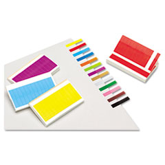 RTG20202 - Redi-Tag® Removable/Reusable Small Rectangular Page Flags